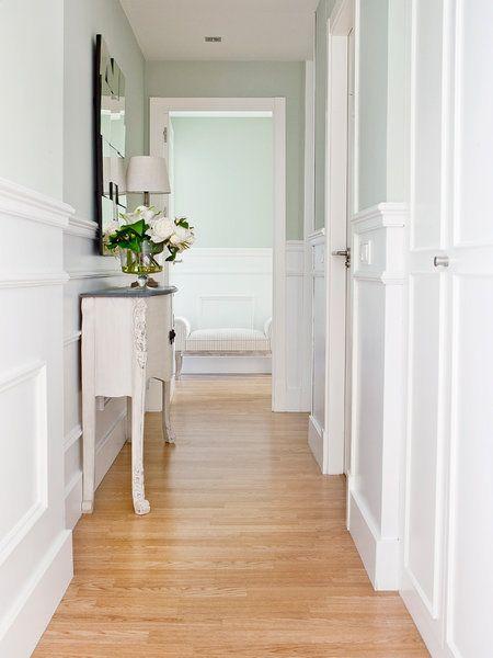 Decorar el pasillo gu a definitiva recibidores pinterest recibidor pasillos y decoraci n - Decoracion de hall ...
