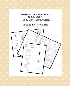 Numbers And Quantities 1 6