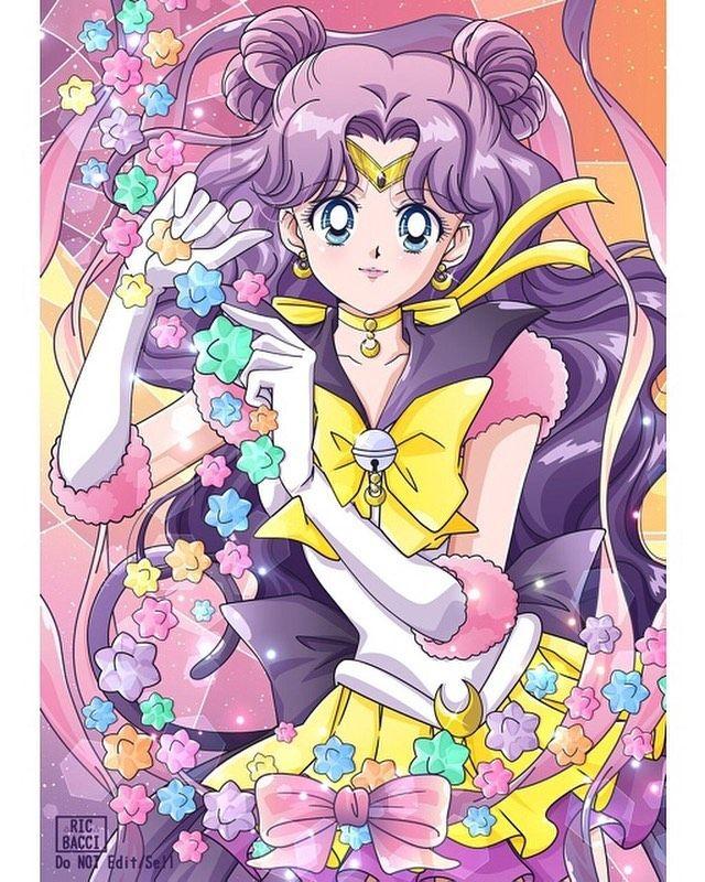 "Bacci Riccardo🌸 on Instagram ""Sailor Luna! sailormoon"