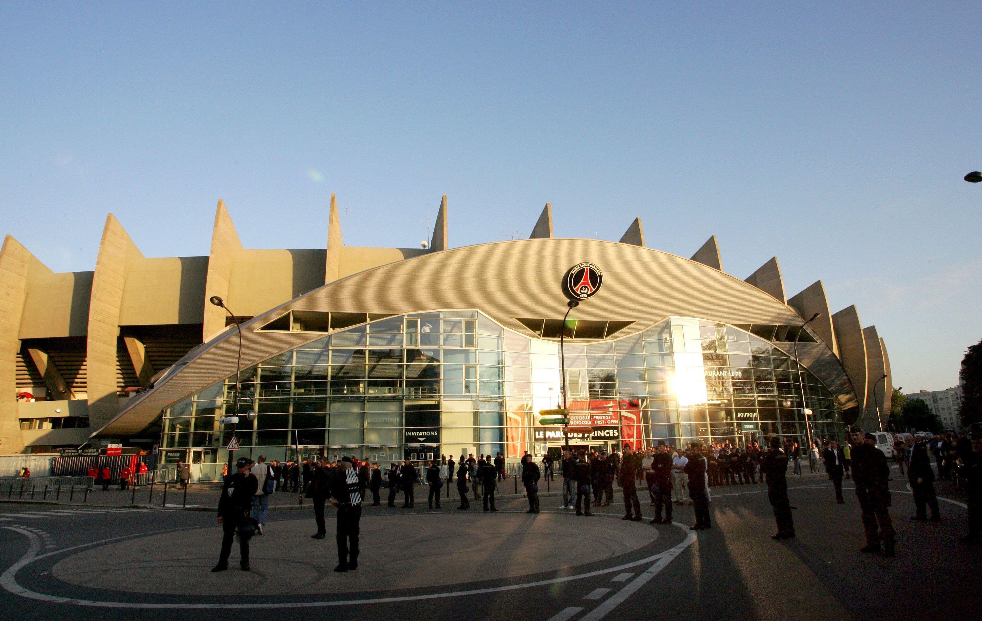 Siège du PSG | Prince, Parc, Stade