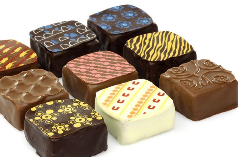 Mmmmm.....chocolate.