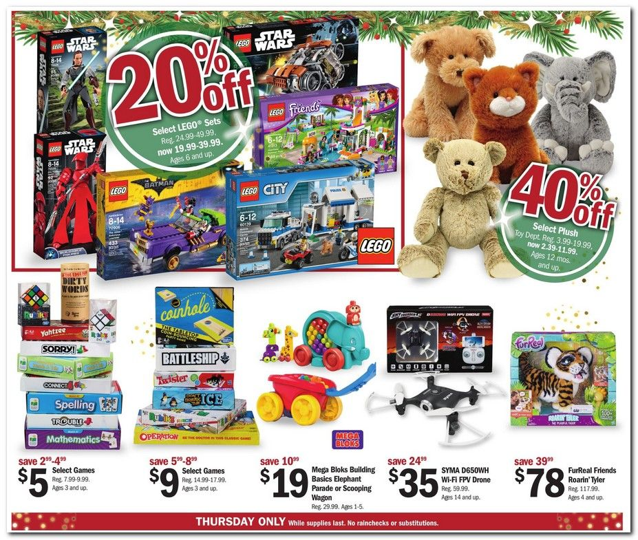 Meijer Black Friday 2018 Ads and Deals Browse the Meijer