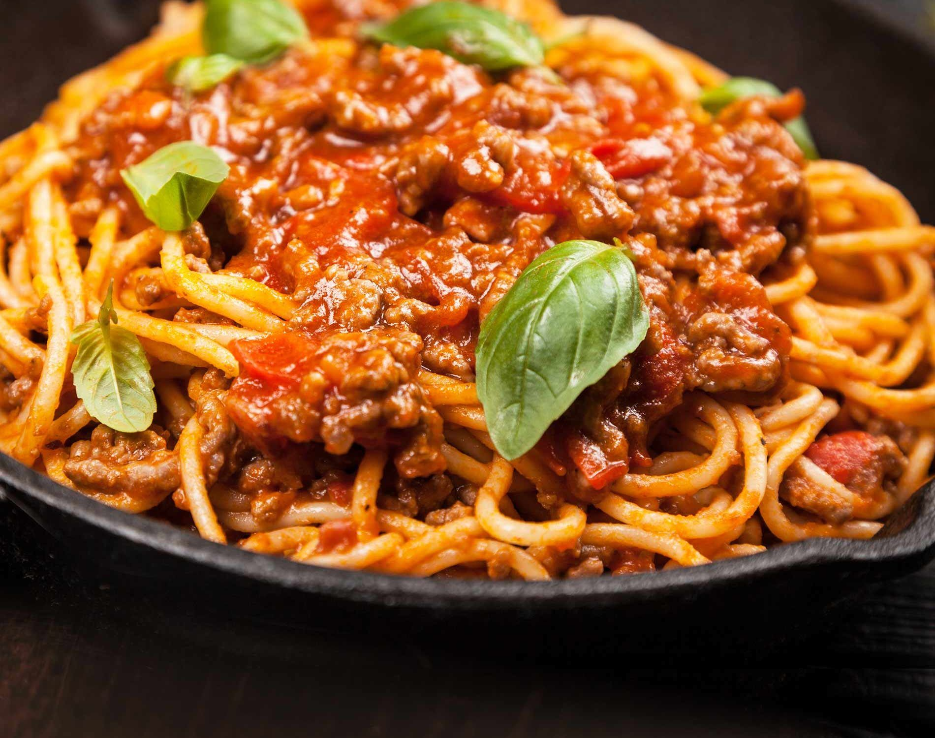 Photo of This is the original Bolognese! | Gustini's Delicatessen Blog