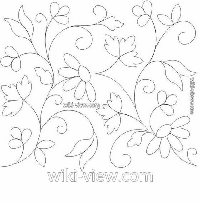 نقاشی ژله ساده