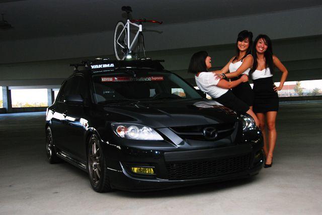 Mazda 3 Hatchback Mazda 3 Mazda
