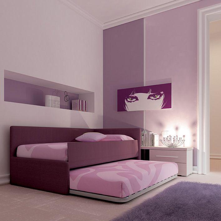 in questa soluzione il #divano nasconde un secondo #letto