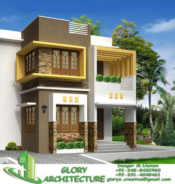 Modern Indian Architecture Google Search: 30x60 House Plan,elevation,3D View, Drawings, Pakistan