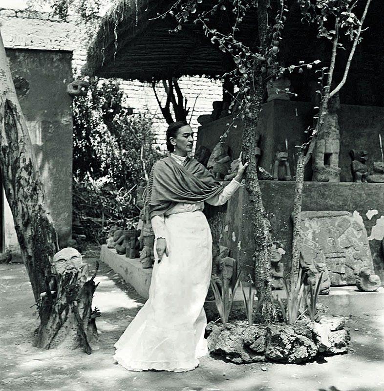 The Natural World According to Frida Kahlo | Hint Fashion Magazine