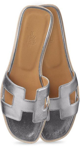 6109f6b07054 HERMES Oran Shoes - Lyst