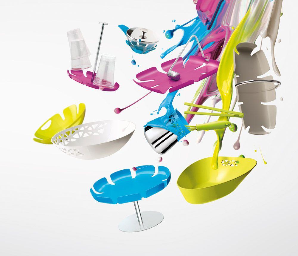 3d Home Designbest: COLOURS METAL TRAY/ DESIGN GIANNINI STUDIO DESIGN / BY
