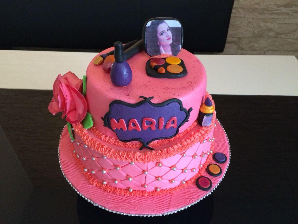 Schmink Torte   Torten und Geburtstag