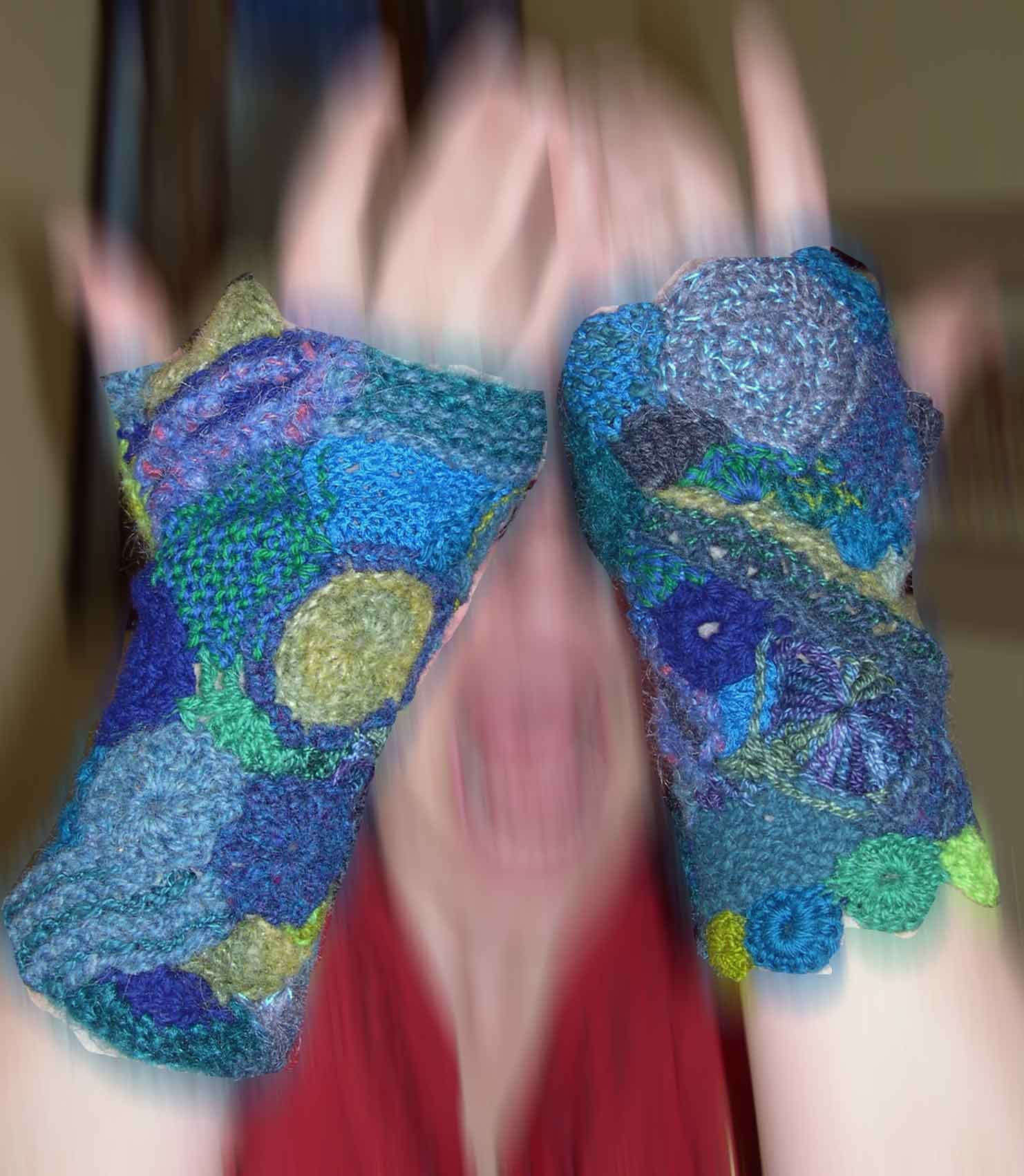 Freeform Crochet Free Patterns   Amazon.com: Freeform Knitting and ...