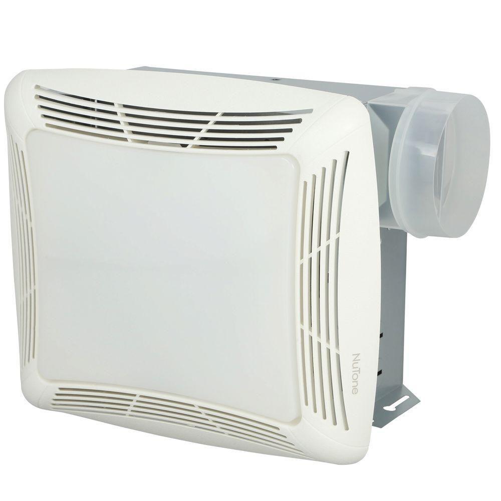 Broannutone 70 cfm ceiling bathroom exhaust fan with