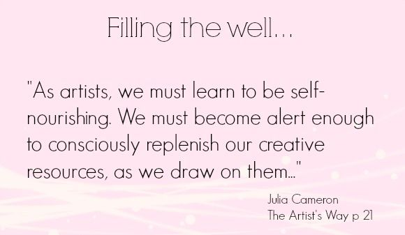 The Artists Way By Julia Cameron Quote The Artist S Way Art Quotes Inspirational Julia Cameron