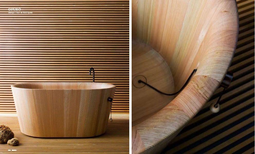 Bañera ofuró   Decoracion cuartos de baño, Banera, Cuarto ...