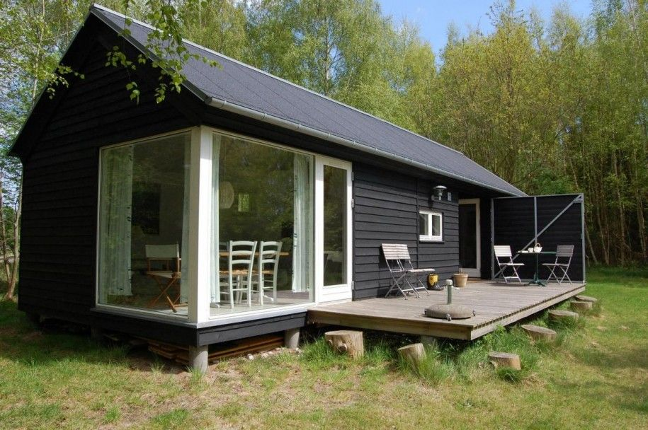 Stunning Small Sustainable Homes Design: Great Small