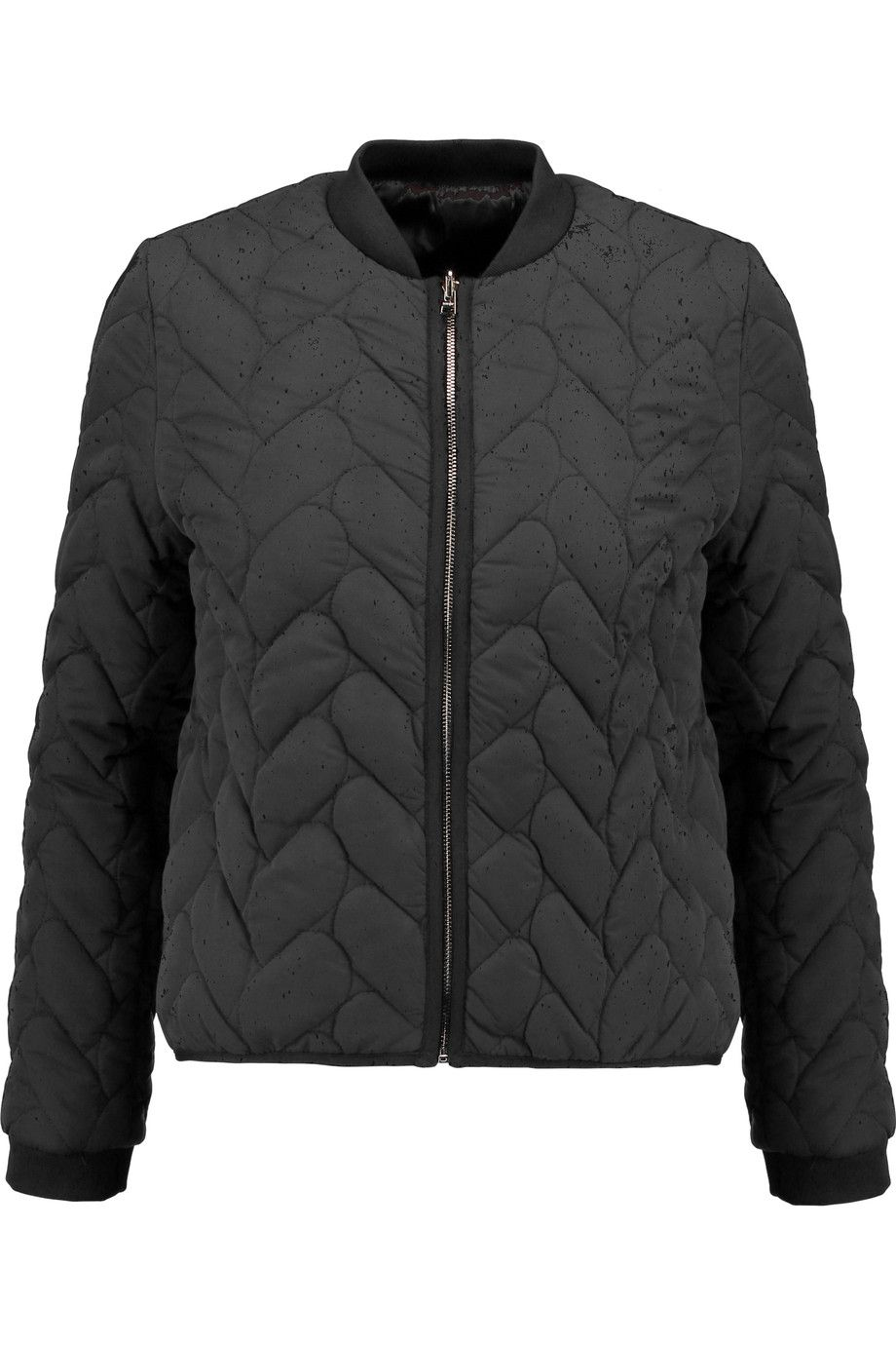MAJE Reversible quilted shell jacket. #maje #cloth #jacket | Maje ... : quilted designer jackets - Adamdwight.com