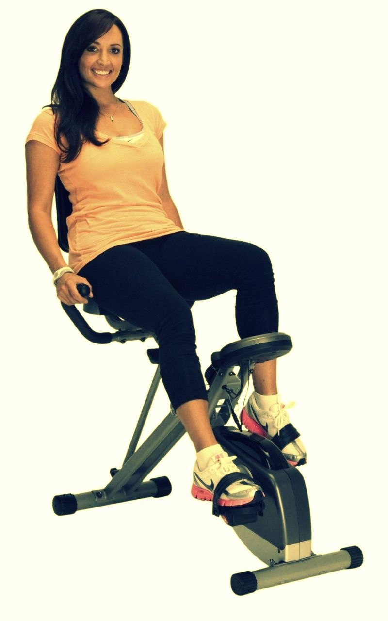 The Best Recumbent Exercise Bike For Home Use Exerpeutic 400xl Reviews Last Week Some Of My Frien Recumbent Bike Workout Biking Workout Best Exercise Bike