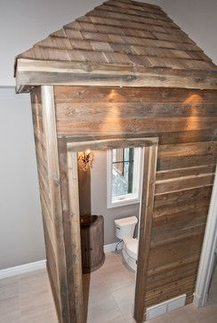 outhouse bathroom design ideas, pictures, remodel and