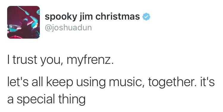 february 24th ✧ from josh dun 's twitter