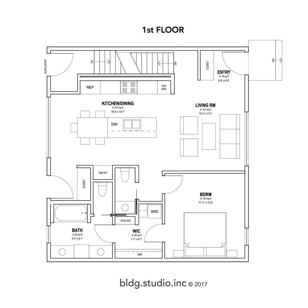 PLAN 2 136 FUTURA — bldg.studio.inc. in 2020 Small