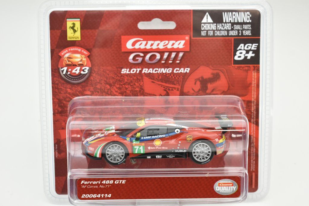 Ferrari 488 Gte 20064114 Carrera Go Ferrari 488 Ferrari Carrera
