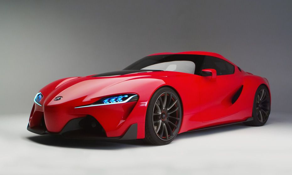 Toyota Supra 2015 Price >> 2015 Toyota Supra Reviews Specification And Price Cars