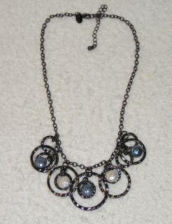 Lia Sophia Spot On Retired Necklace