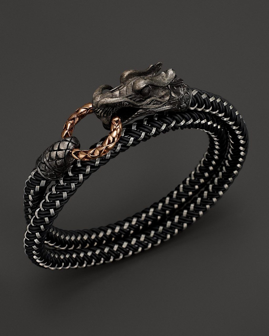 Centerpieces bracelet opulent design john hardy mens bracelets