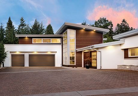 CANYON RIDGE® COLLECTION MODERN SERIES | Banko Overhead Doors & CANYON RIDGE® COLLECTION MODERN SERIES | Banko Overhead Doors ...