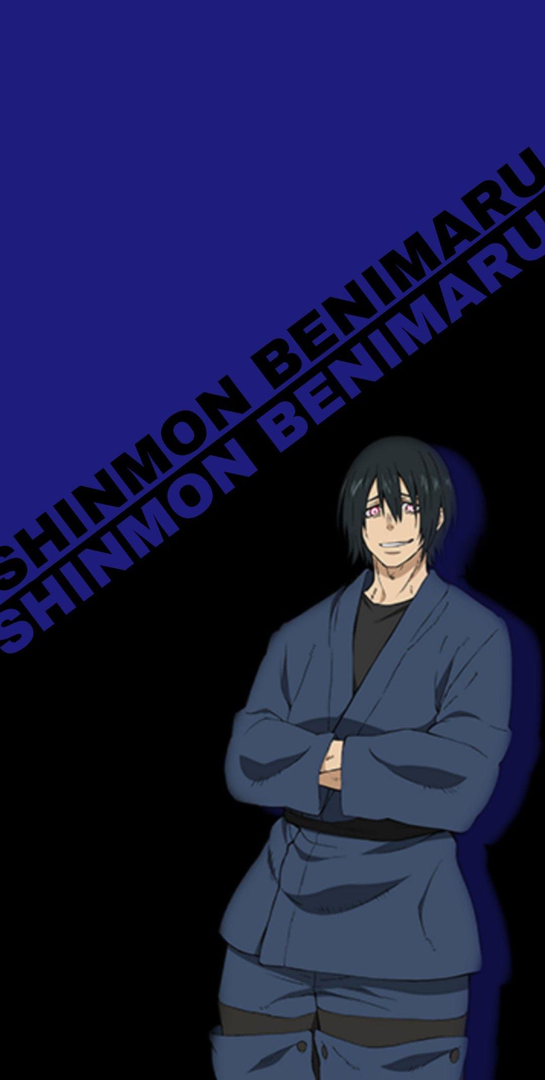 Shinmon Benimaru Wallpaper Dark Anime Guys Anime Wallpaper Anime Background Fire force wallpapers for free download. shinmon benimaru wallpaper dark anime
