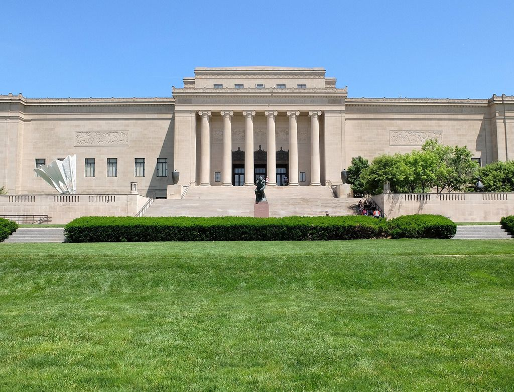Nelson Atkins Museum Of Art Kansas City