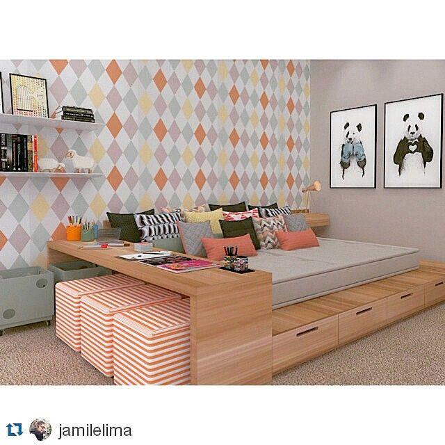 die besten 25 kinder betten mit aufbewahrung ideen auf pinterest kinder schlafzimmer. Black Bedroom Furniture Sets. Home Design Ideas