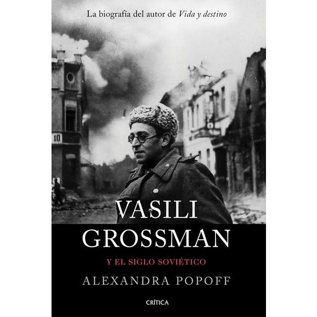 Vasili grossman y el siglo soviético(Tapa dura)