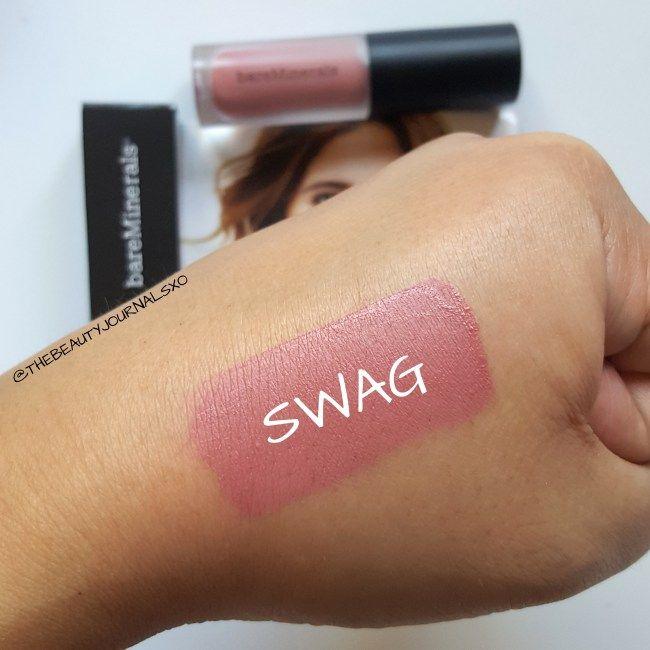 Gen Nude Liquid Lipstick by bareMinerals #21