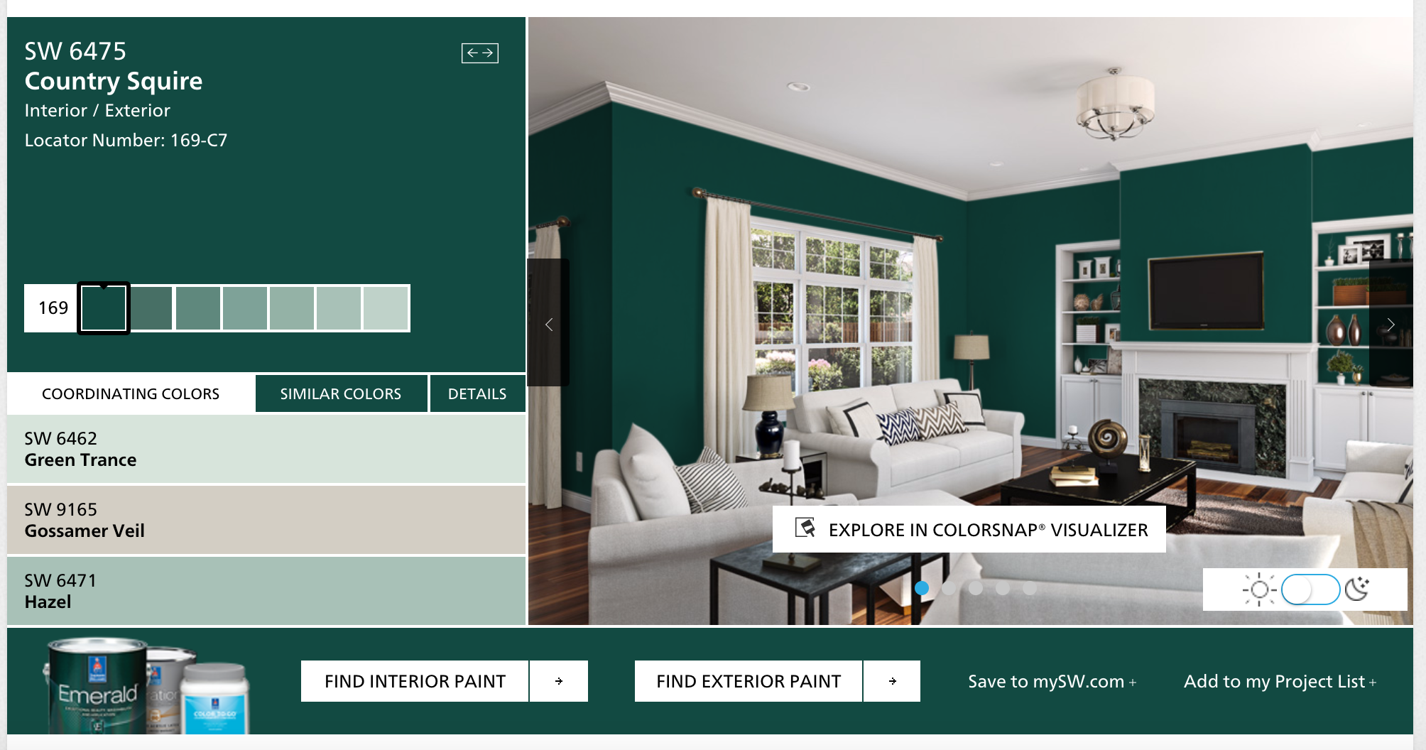 Country Squire Green Sherwin Williams House Inspiration Living Room Inspiration House Color Schemes