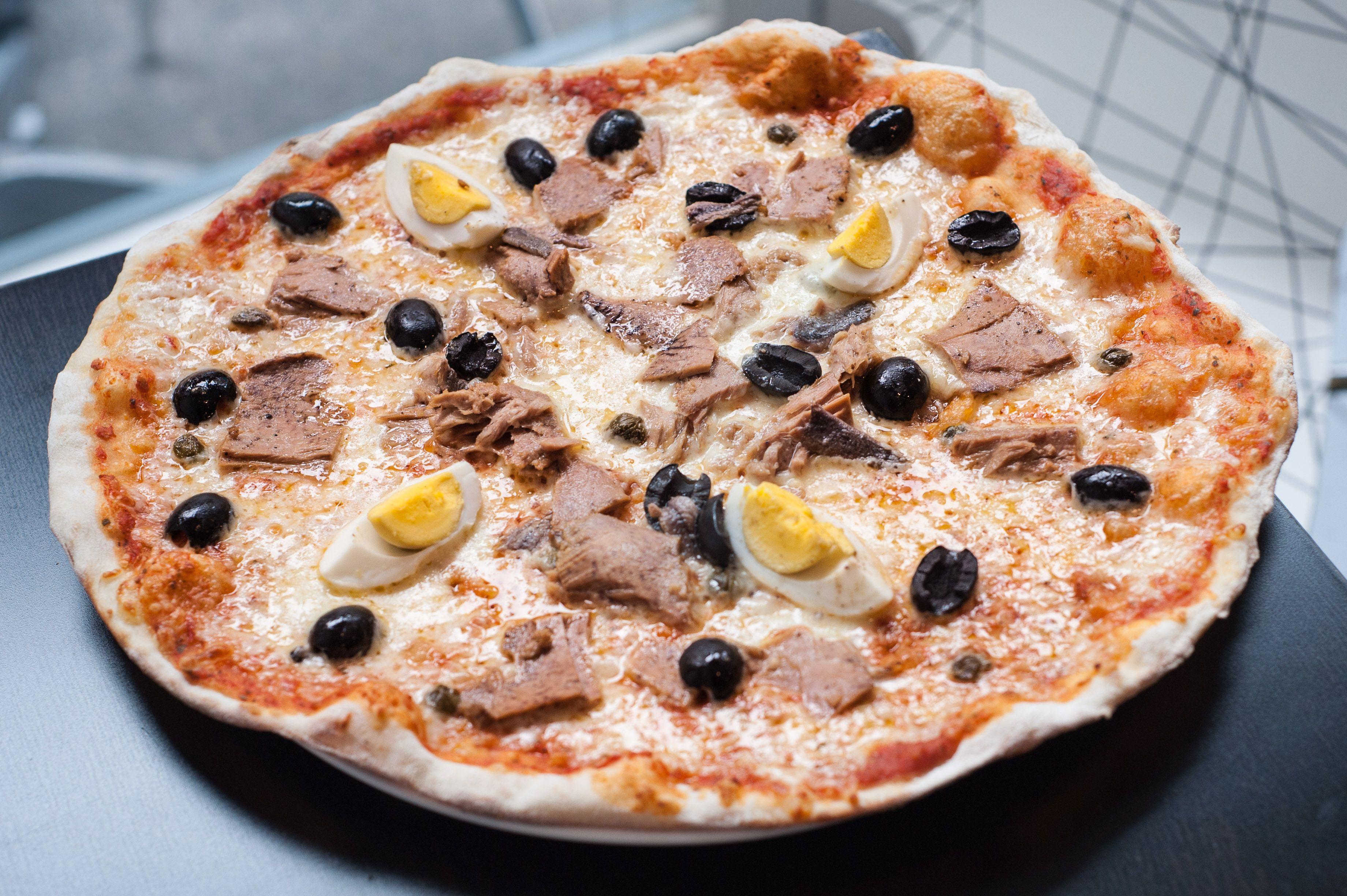 Pizza - Al Tonno
