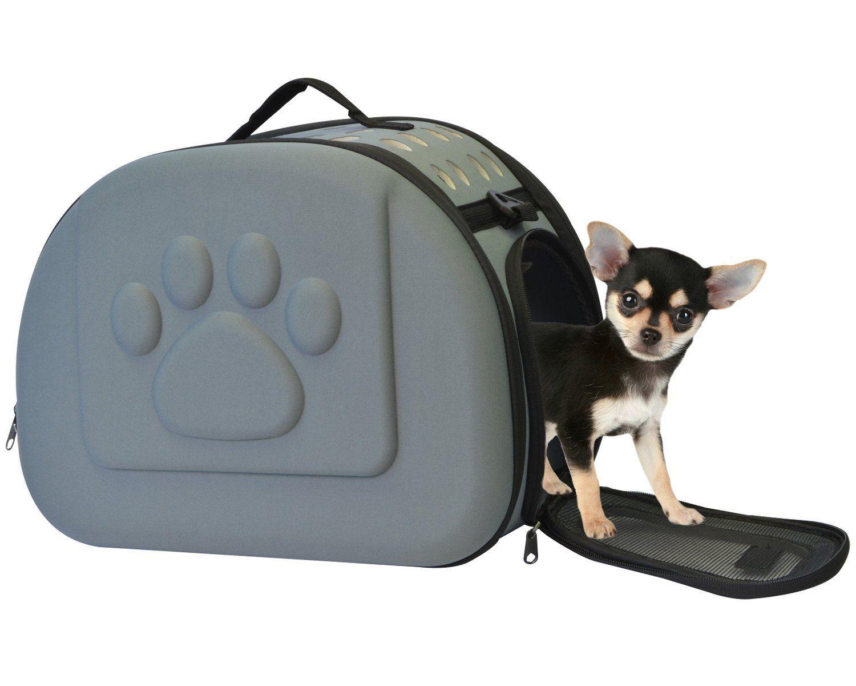 Kritterworld Lightweight Durable Eva Soft Sided Airline Approved Pet Carrier Travel Portable Bag Home Gift For Pet Travel Carrier Small Dog Carrier Dog Carrier