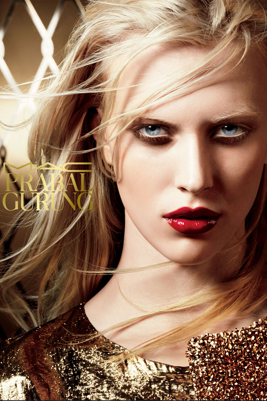 Mac x gurung prabal holiday makeup collection
