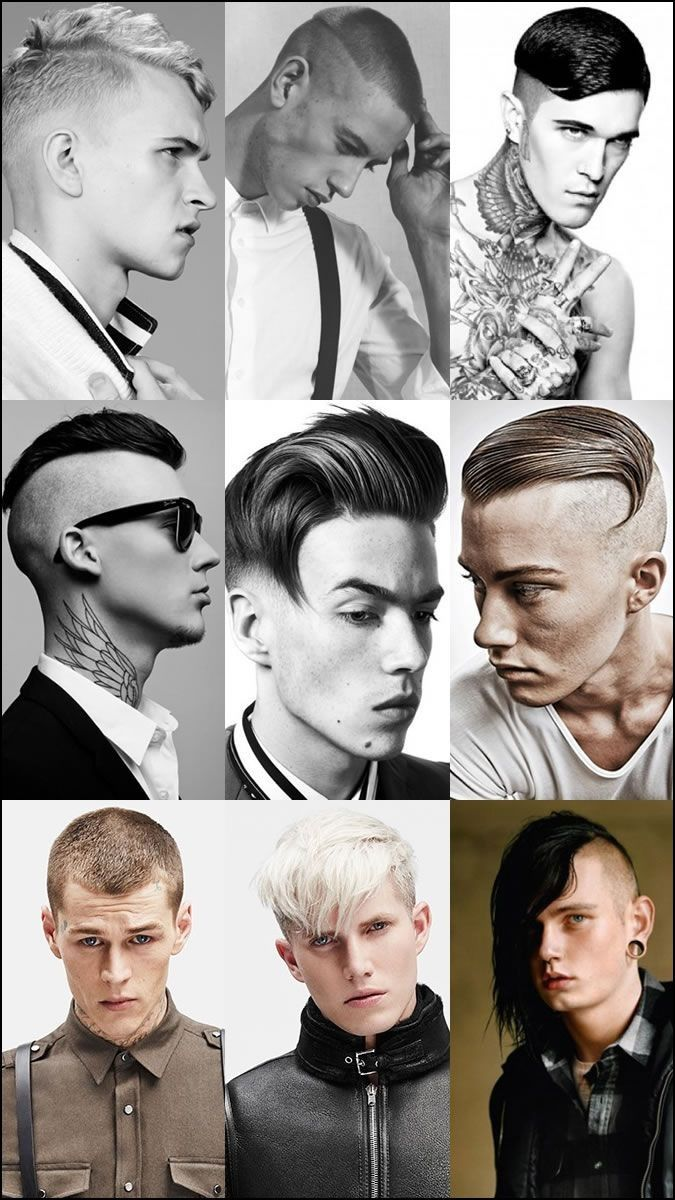 Mens Hairstyle Book | Hairstyles Ideas | Pinterest
