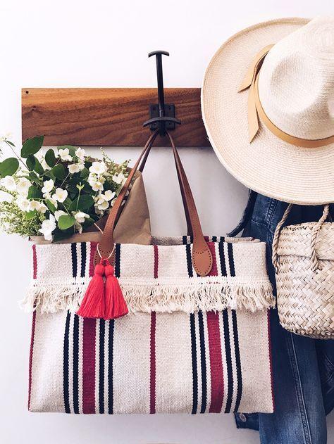 Bolso con alfombra de IKEA | CARTERAS | Pinterest | Bag, Patchwork ...