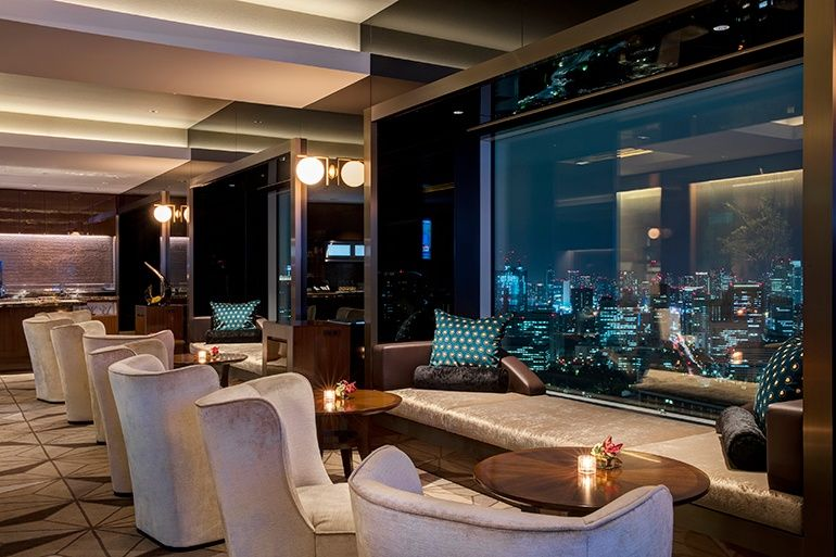 5 Top Notch Foreign Hotels Tokyo Hotels Hotel Hotel Lounge