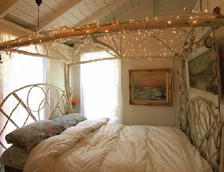 Easy DIY Bed Canopy | Cost To Install Interior Door  Things You Should Know for & Easy DIY Bed Canopy | Cost To Install Interior Door : Things You ...