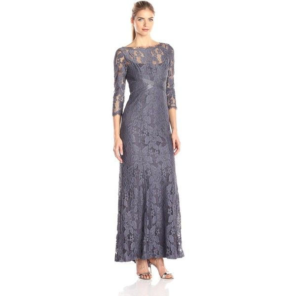 Adrianna Papell Women\'s Lace Gown with Beaded Banding (345 AUD ...