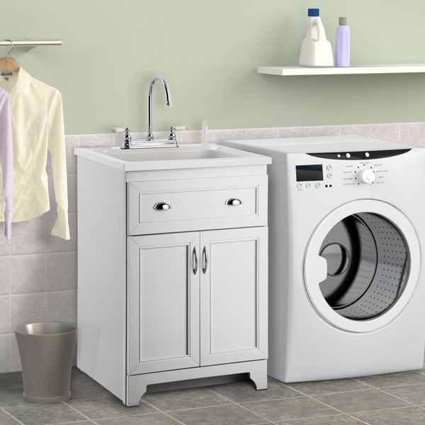 Lovely Laundry Base Cabinet
