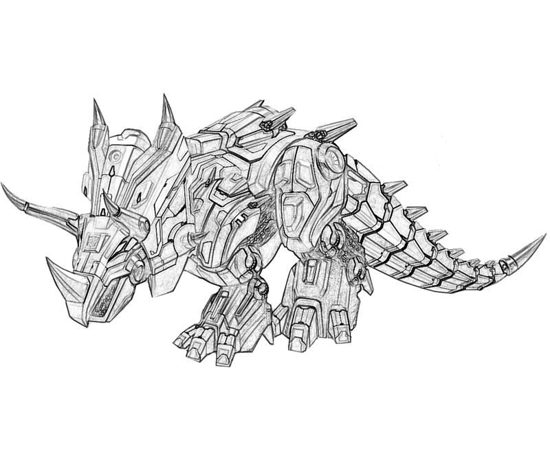 Transformers Fall of Cybertron Slag Art Coloring Pages title - best of sonic battle coloring pages