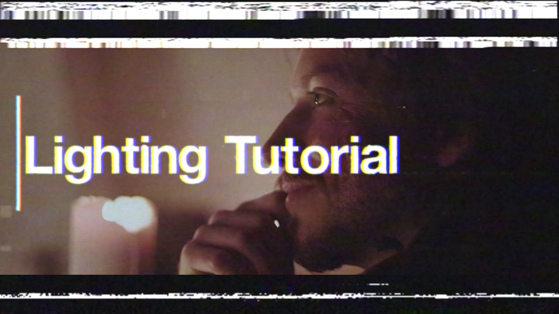 How To Light A Scene By Candle Filmmaking Tutorial You