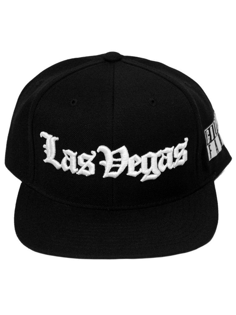 competitive price d63bf 3f4e2 Las Vegas Eazy-E Black White Snapback Dope Hats, Snapback, Las Vegas