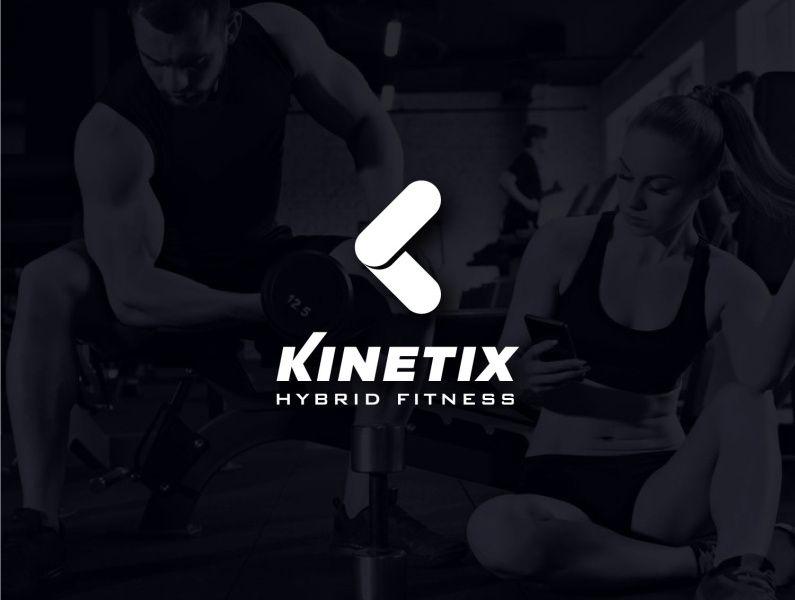 Kinetix Logo Logo Design Services Logo Logo Design