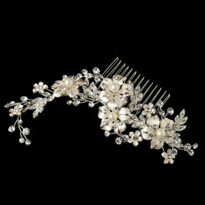 Discover The Most Beautiful Bridal Hair Accessories Combs And Wedding Headpieces Here
